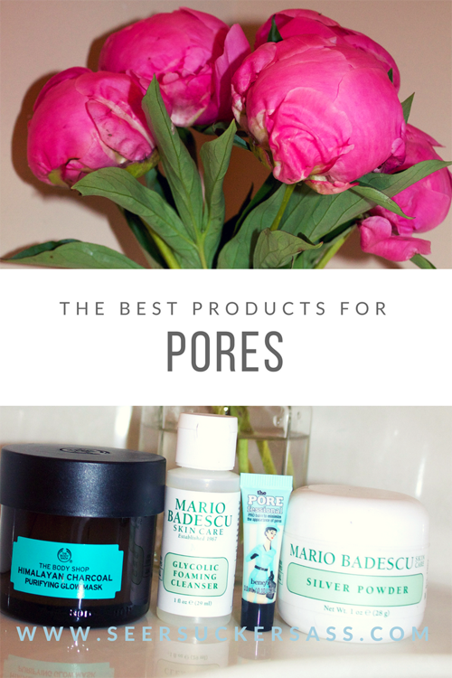 The Best Products for Problematic Pores