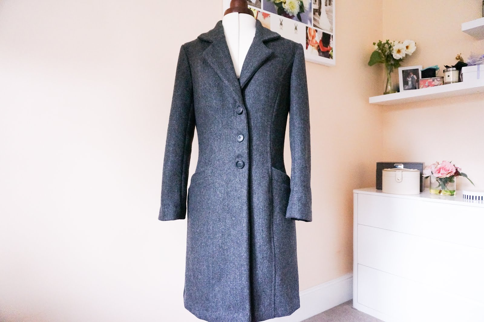By Hand London Rumana Coat - knee length version