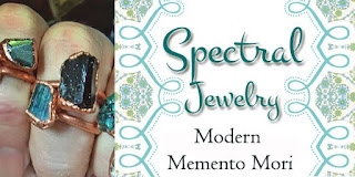 Spectral Jewelry - Gemstone and Modern Memento Mori