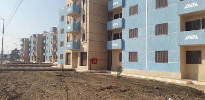 «قرية السماكين» فى مركز المنشأة بسوهاج بعد التطوير «صورة أرشيفية»