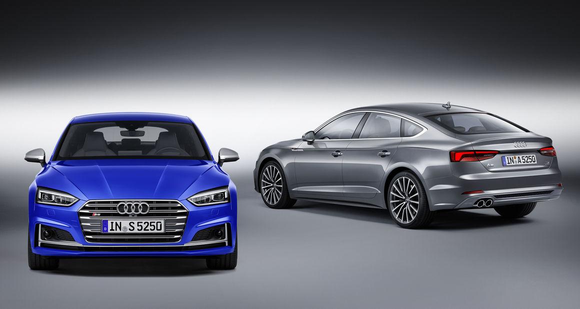 Audi S5 Sportback Motori | Gamma motorizzazioni Diesel e Benzina
