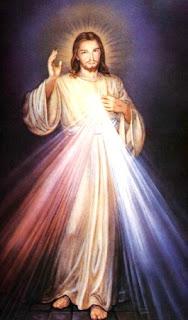 Imagen de Jesús a colores