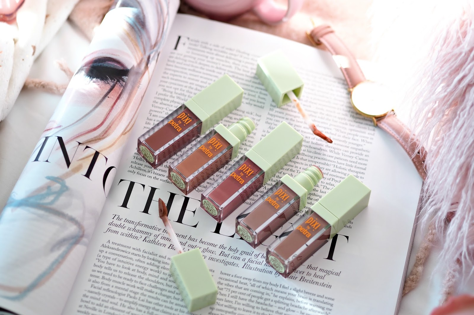 PIXI MatteLast Liquid Lipstick Review & swatches