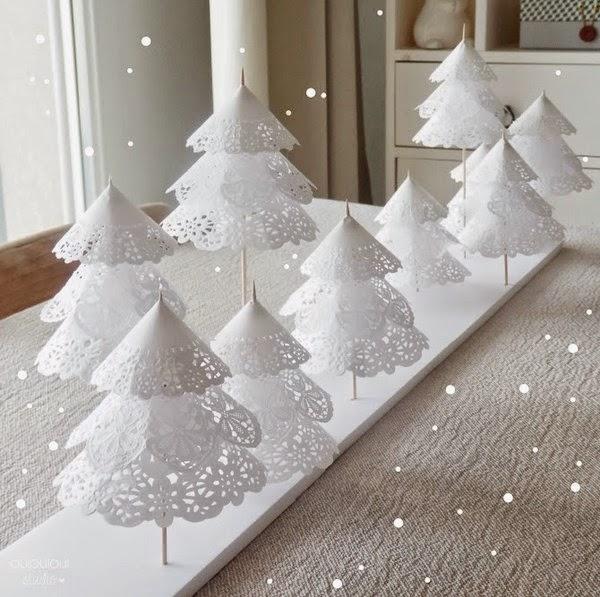 Ben noto Idee creative per la tavola di Natale by Stefania - Pagina 1 HN51
