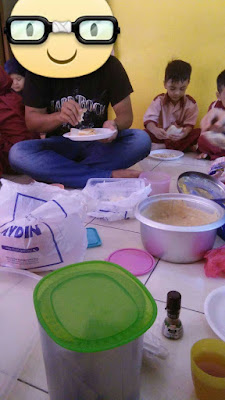 Resepi Mushroom Soup Istimewa
