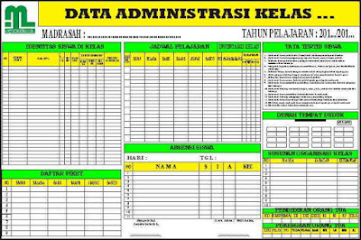 Download papan Bank Data Kelas dalam format corel  Download Papan Bank Data Kelas Format Corel dan Photoshop