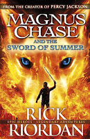 Magnus Chase and the Sword of Summer by Rick Riordan (Age: 12+ years)
