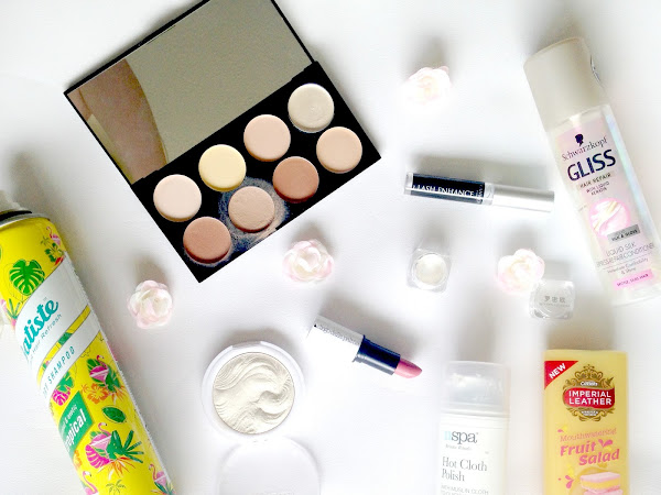 My Top 10 Favourite Beauty Products So Far This Year 2016