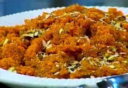 Chuare Ka Halwa Recipe