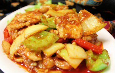 Resep Tumis Ayam Tofu