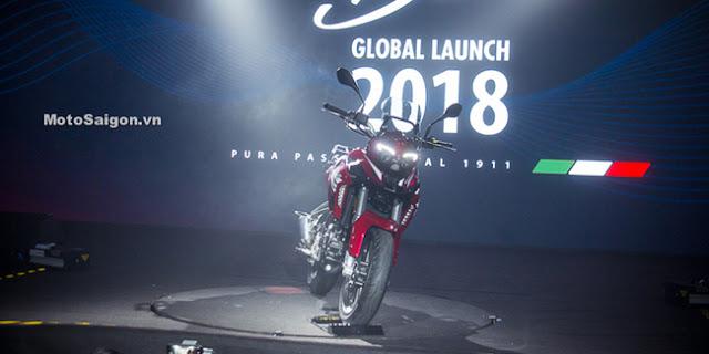 Hadirkan Pesaing Kawasaki Versy-X dan Honda CRF 250 Rally Benelli Hadirkan TRX 251