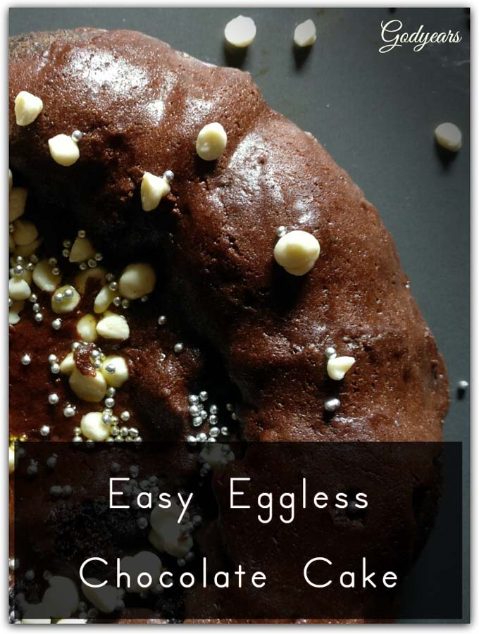Easy Eggless Cake Recipes For Kids