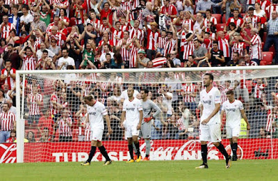 Crónica Athletic Club de Bilbao 1 - Sevilla FC 0