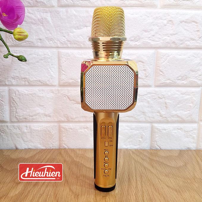 265k - Micro Bluetooth Karaoke SD10 âm thanh cực hay giá sỉ và lẻ rẻ nhất