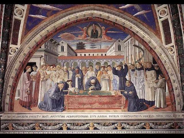 O que ver/ fazer na Igreja de Santo Agostinho em San Gimignano