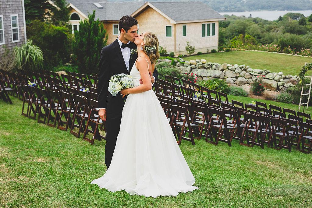 Martha's Vineyard Wedding at the Chilmark Tower House