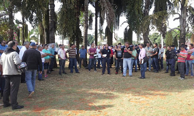 Guarda Civil Metropolitana de Goiânia (GO) entra em greve a partir de quinta, 9