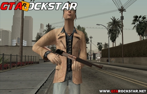 Mod Colormod do GTA IV para GTA San Andreas