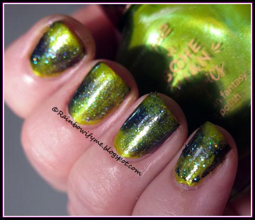 P2 Bohemian Tropics ~ 020 Green Mangrove