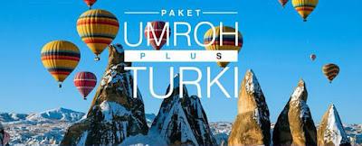 Paket Umroh Plus Turki 25 Januari 2016