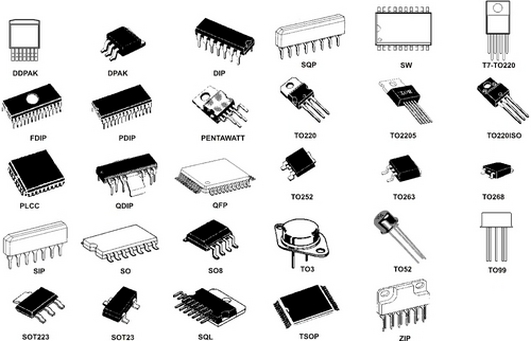 integrated circuits project ideas