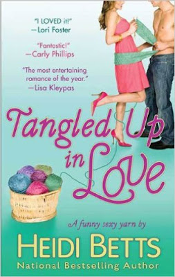 tangled up in love, heidi betts, book reviews