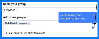 how to create a group on facebook mobile
