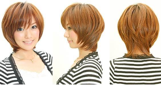 Model Rambut Segi Pendek Bagi Wanita