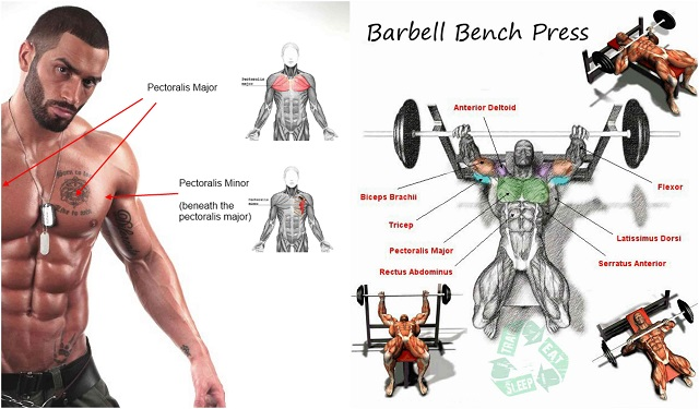 SUPERSET CHEST WORKOUT THE BEST 4 SUPERSETS FOR BIGGER