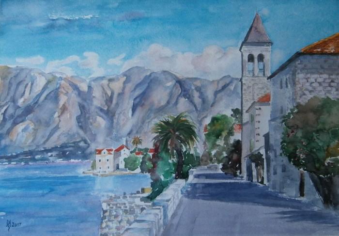Сербский художник.