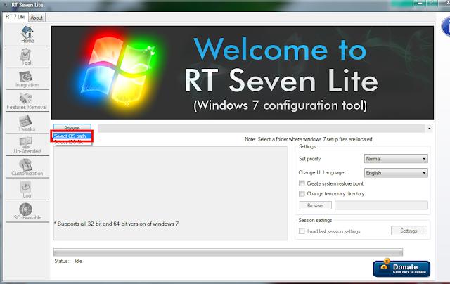 undefined এইবার আপনার নিজের ইচ্ছা মত windows 7 & Vista তৈরী করেন