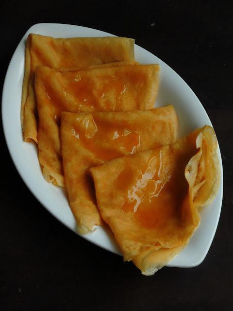 Frisuelos, Spanish Crepes