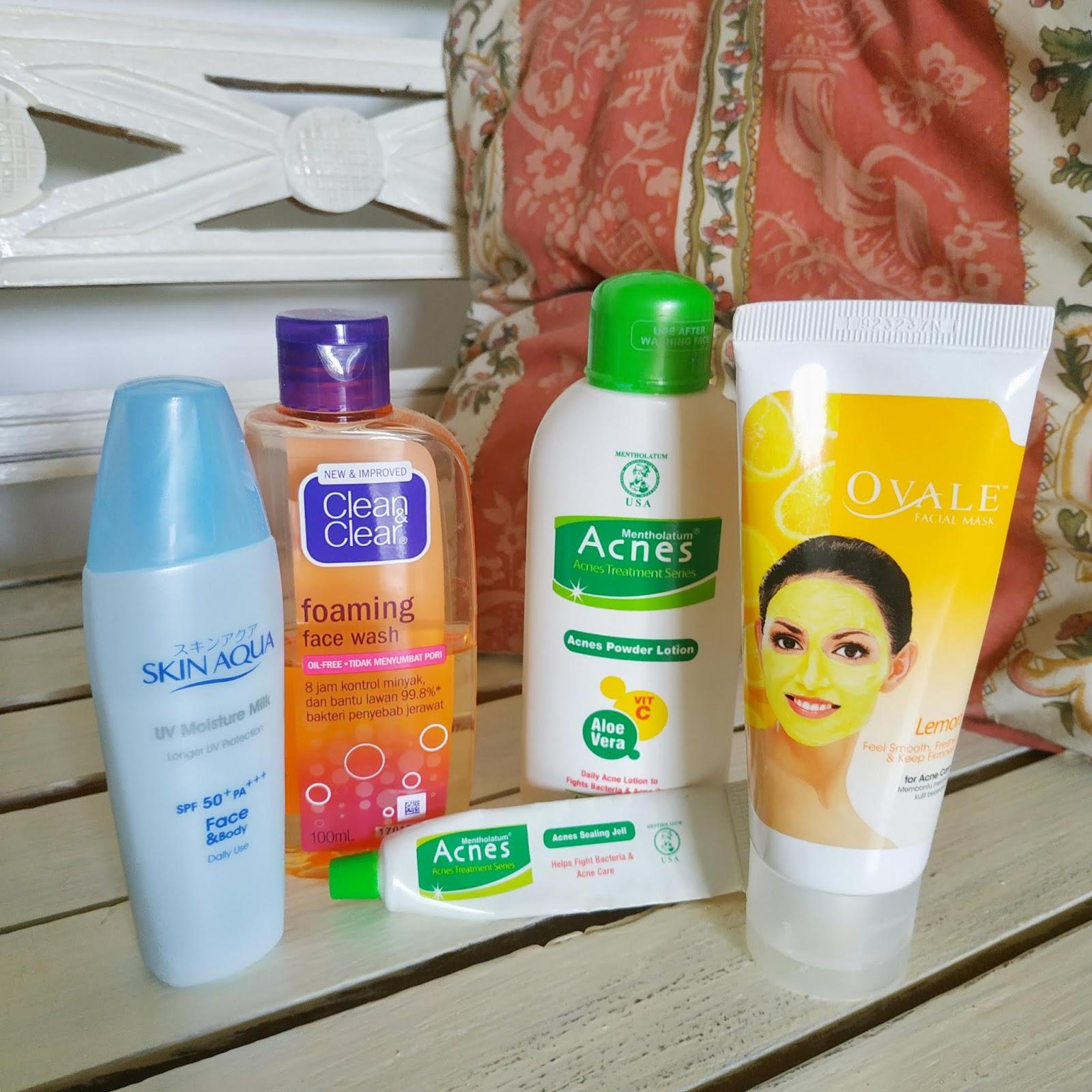 Skin Care Viva Untuk Kulit Berminyak: Skincare Murah Untu Kulit Berjerawat