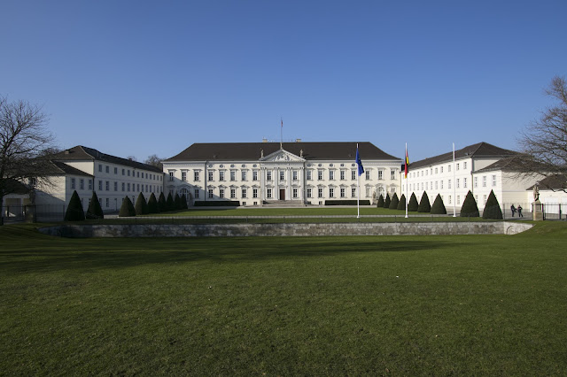 Schloss Bellevue-Berlino