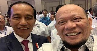 MAHFUD MD : Jangan Karena Pendukung Jokowi Terus Dibiarkan, Proses Dong La Nyalla