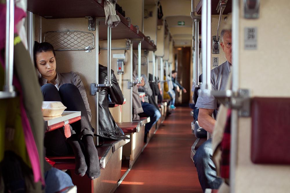 фото общего вагона поезда ржд полустолбик это еще