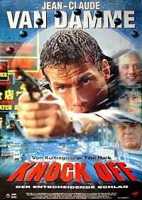 Knock Off 1998 Full Movie Free Dual Audio Hindi 300MB DVDRip