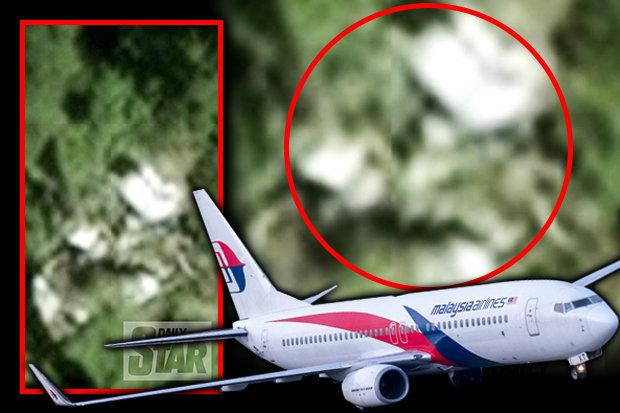 Heboh Penampakan Pesawat di Hutan Kamboja, Benarkah MH370 yang Hilang 4 Tahun Silam?