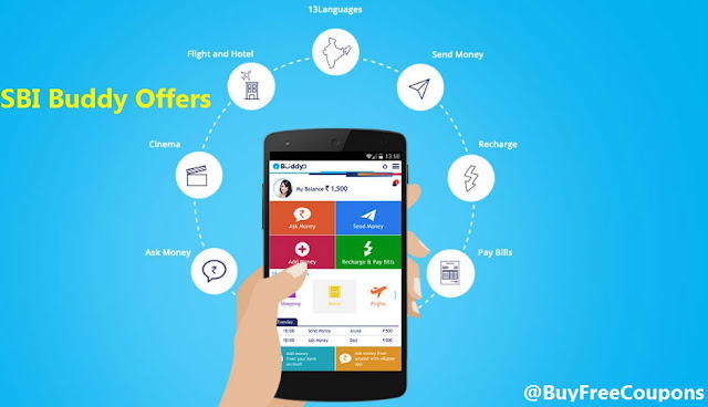 sbi buddy refer and earn offer