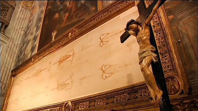 «Ιερά Σινδόνη»: Νέα έρευνα πυροδοτεί νέο κύκλο συζητήσεων και αντιπαράθεσης (βίντεο)