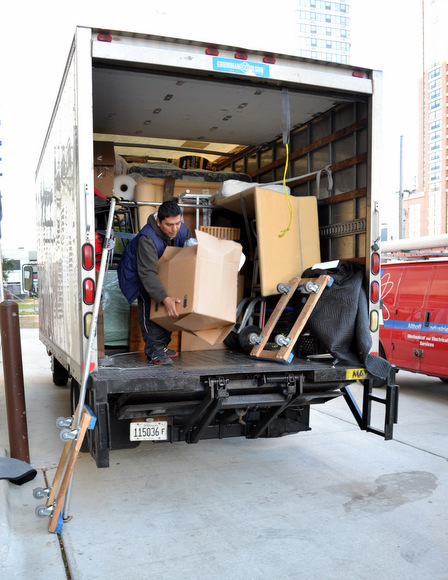 PODS partners with local moving companies to make your move easier