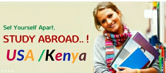 Education agents from USA
