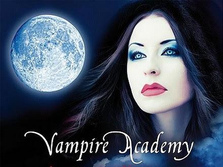 Academia de Vampiros de Richelle Mead