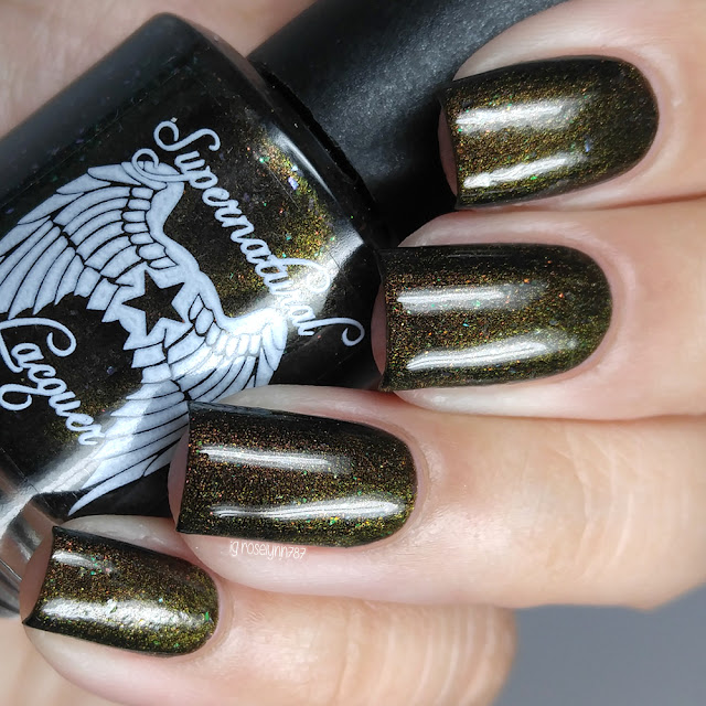 Supernatural Lacquer - Medusa