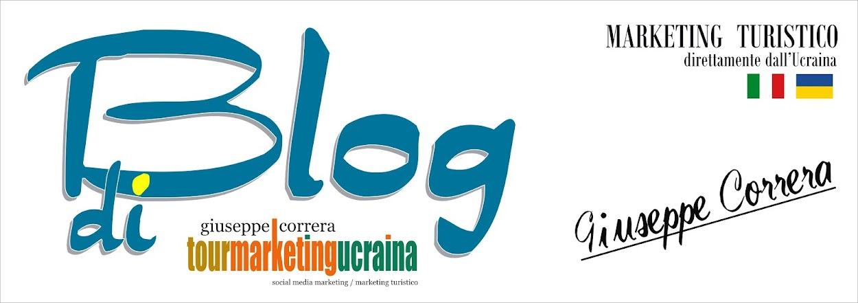 Il Blog di Tour Marketing Ucraina : di Giuseppe Correra