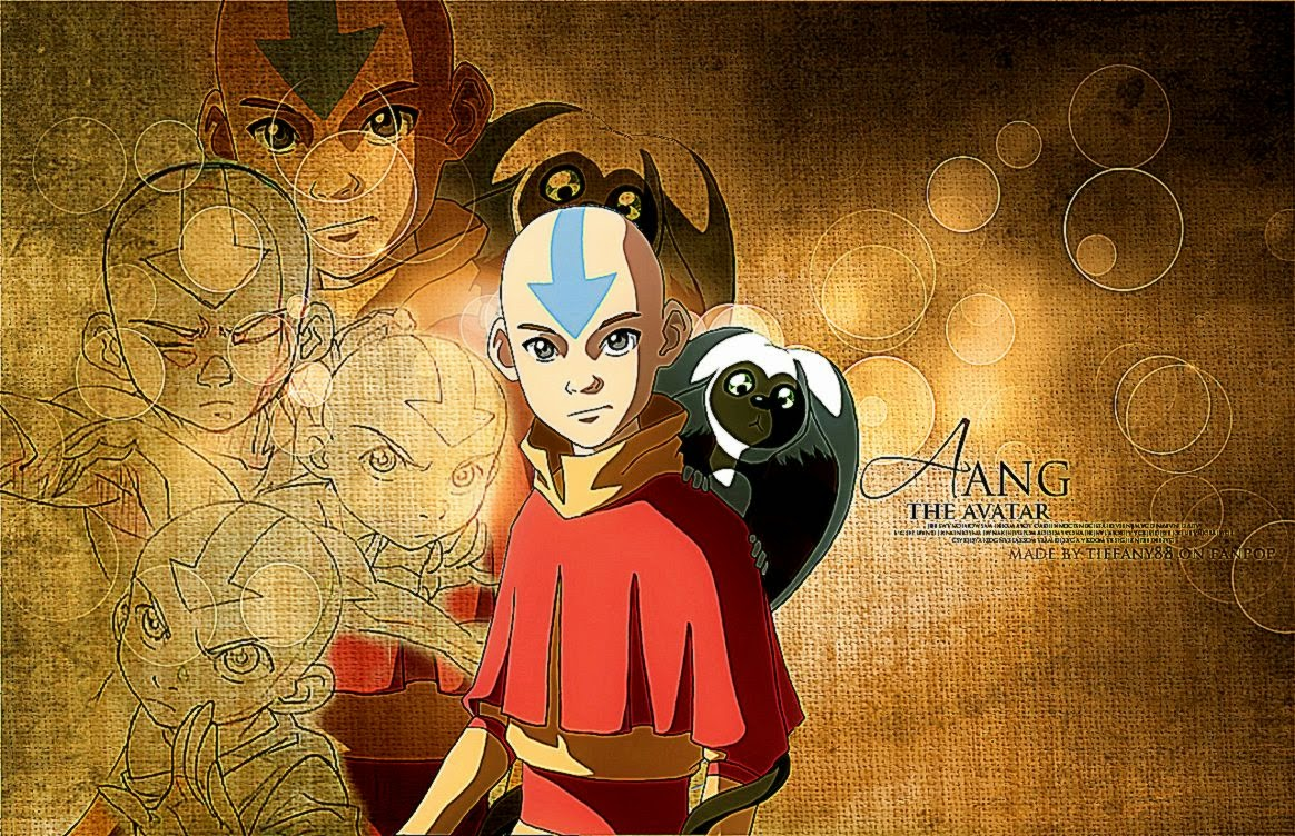Aang Avatar The Last Airbender Wallpaper All Wallpapers Desktop