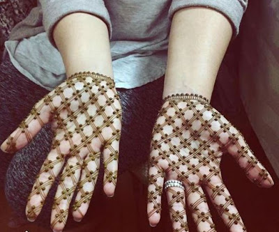 125 Stunning Yet Simple Mehndi Designs For Beginners Easy And Beautiful Mehndi Designs With Images Bling Sparkle