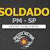 Soldado Policia Militar SP - Concurso 2017
