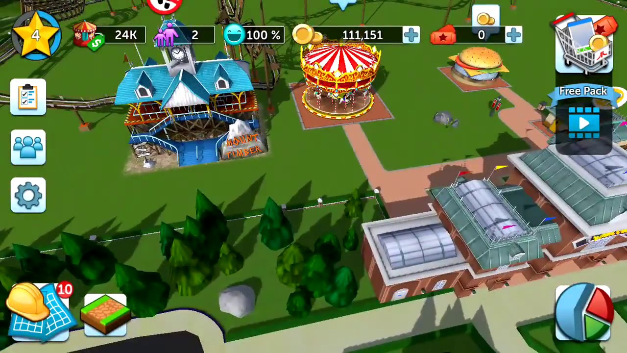 Rollercoaster Tycoon Touch V Mod Money Клуб – Desenhos Para Colorir