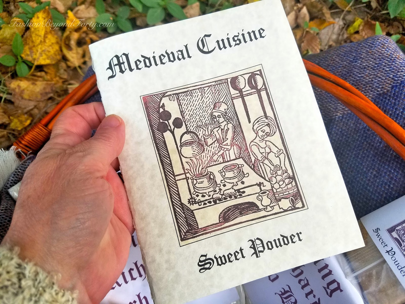What Your Kitchen's Missin' My Lady's Chamber King Richard's Herb Bread, Herbal Wine Vinegar, Spices, Medieval Cuisine